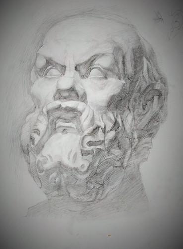 Светотеневой рисунок гипсовой головы.jpg