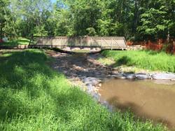 STA 30+50 - Downstream - Step Pools