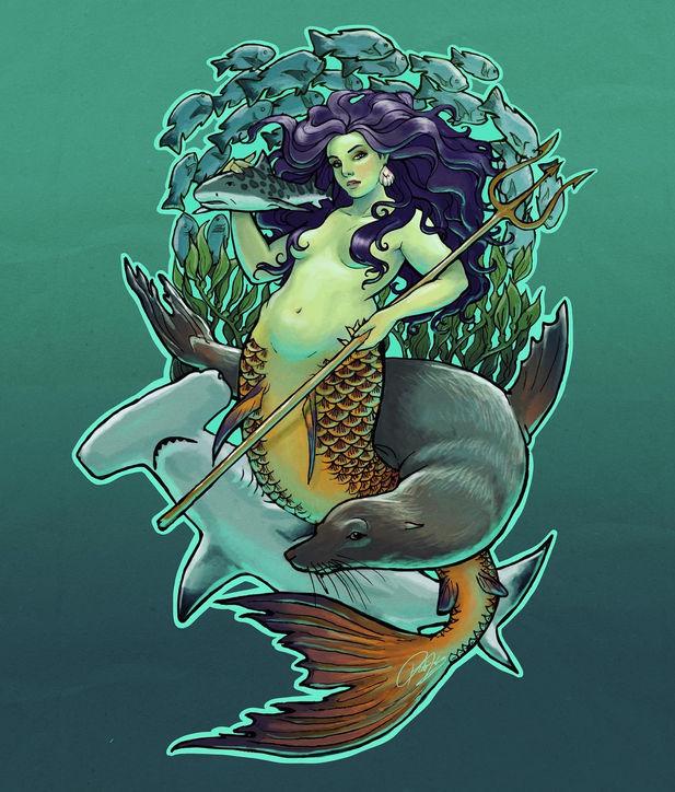 Pacific Mermaid