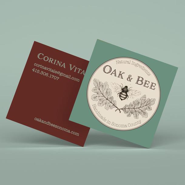 Oak & Bee