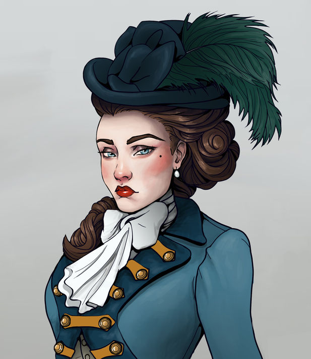 Baroque Huntress
