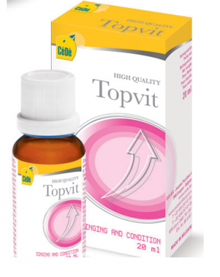 TOP-VIT (20ml) - Multivitaminico