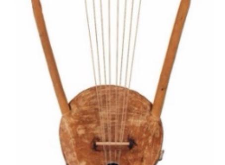 アフリカ楽器