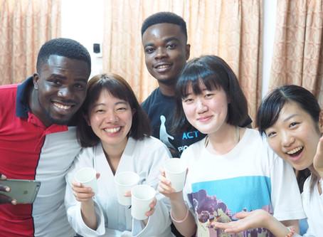 アフリカ留学生交流会のお知らせ 2017,09,18更新