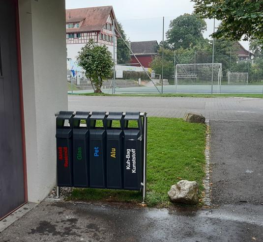 Recycling in der Schule / Recycler à l'école / Münsterlingen