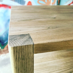 Petite table bois
