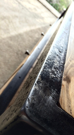 Detail corniere