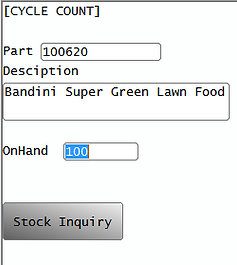SCAN for SAP Warehouse Module for SAP
