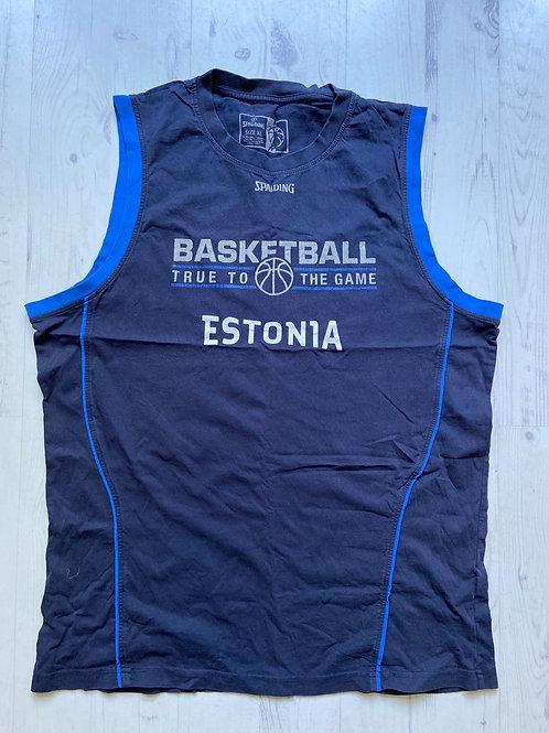 Estonia basketball - Veideman