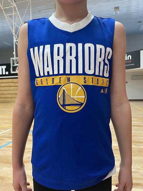 Warriors Jersey, 128