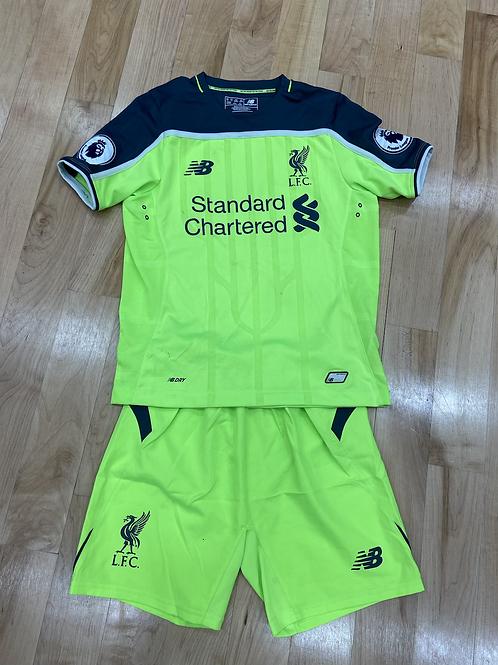 Klavani Liverpooli jalkavorm, 134