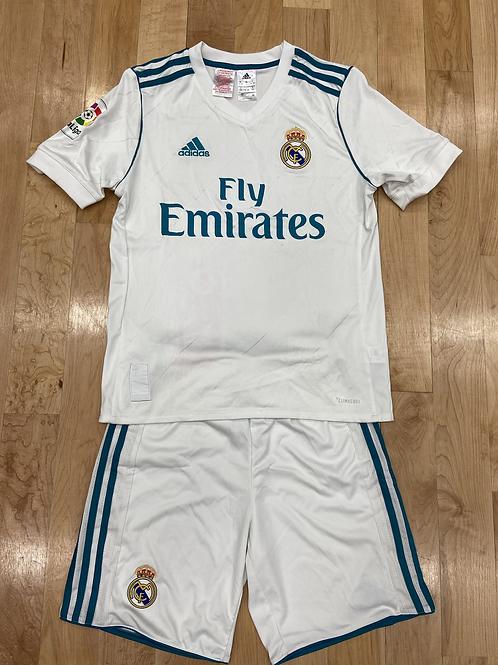 Real Madrid jalkavorm, 164