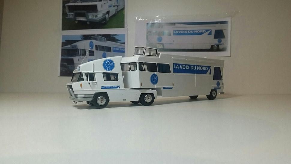 Camion Berliet TRK 10