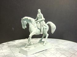 Bonaparte à la bataille de Rivoli