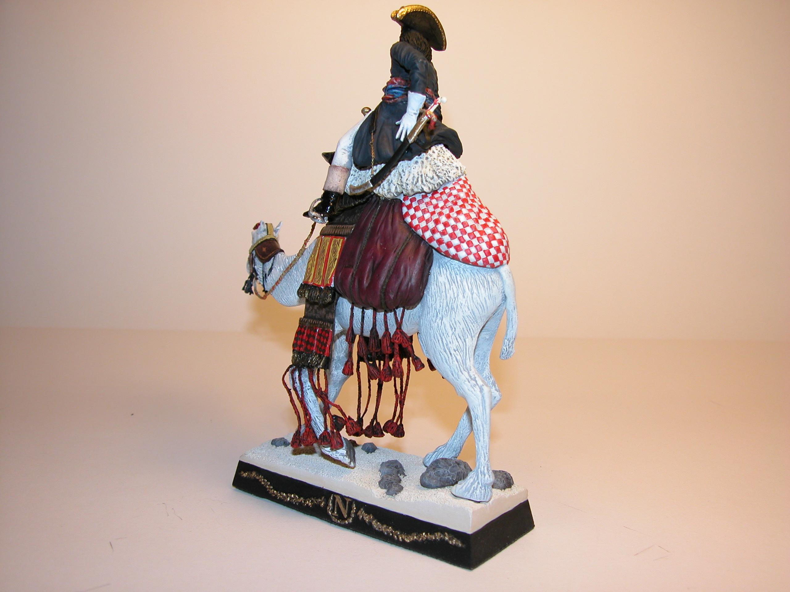 Bonaparte à dromadaire