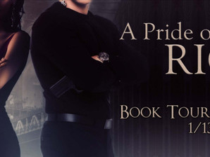 A Pride of Brothers: Rick by Peggy Jaeger, Romantic Suspense