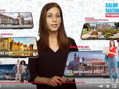 Salon Maturzystów - Perspektywy 2021 [INFORMACJA]