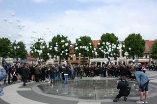 Dla Magdy. Uroczystości pożegnalne i marsz milczenia przeciwko przemocy