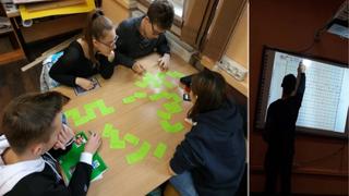 """Projekt """"Rozwój kompetencji kluczowych – gwarancją sukcesu edukacji w powiecie gryfickim"""" - przedłuż"""