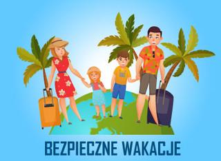 Bezpieczne wakacje 2020 [PORADNIK]