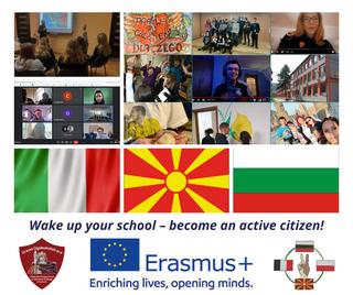 Witaj, Macedonio Płn.!  Wkrótce pierwsza mobilność Erasmus+