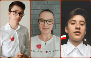 """Patriotyczny weekend. Święto Flagi oraz Konstytucji 3 Maja. Uczniowie """"Chrobrego"""" kochają"""