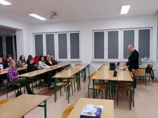 Wykłady na Wydziale Humanistycznym Politechniki Koszalińskiej