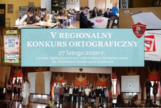 V Regionalny Konkurs Ortograficzny. Co zrobić, by wziąć udział w Konkursie?