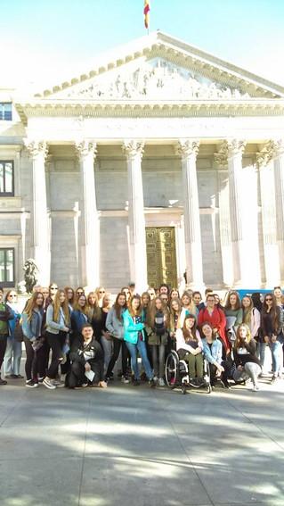 Wycieczka do Madrytu