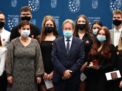 Stypendia i Nagrody Starosty Gryfickiego 2021 [INFORMACJA]