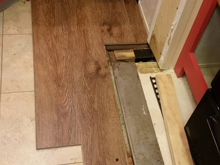 Flooring 101 - The Right Stuff
