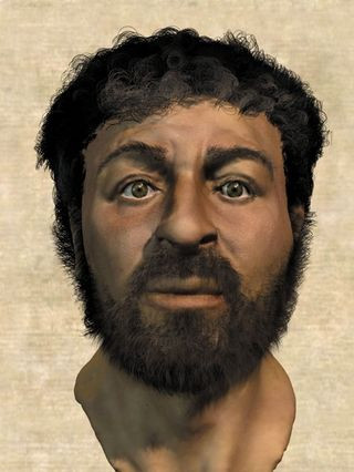 BBC Photo Library, from Esquire article, The Real Face of Jesus
