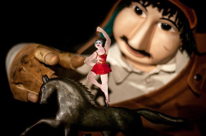 Le Forgeron et la danseuse