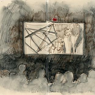 La visite du Chambellan