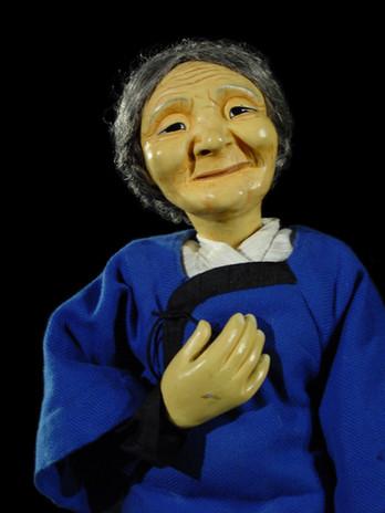 Grand-mère Huang