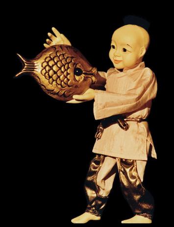 Tao et le poisson d'or