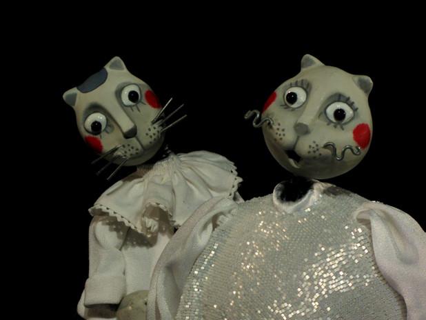 Pierrot & Carlotta