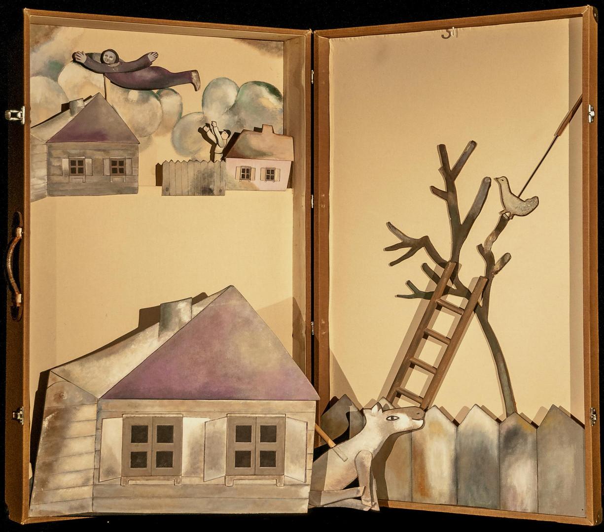 La valise de Chagall