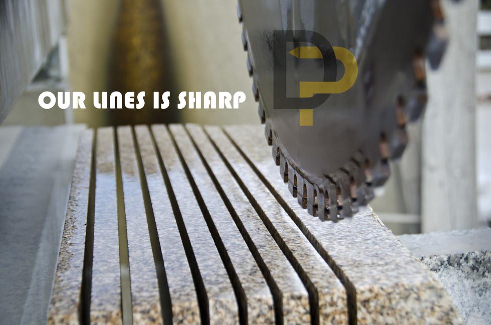 خطوطنا مستقيمة