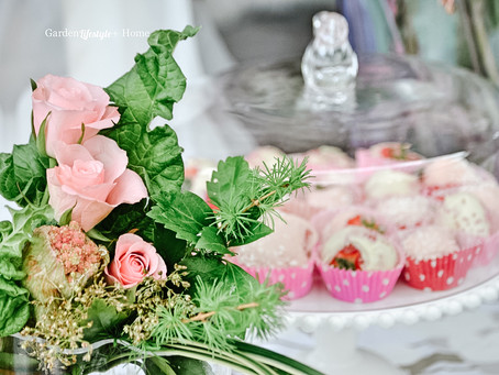 Koristele juhlat kukilla