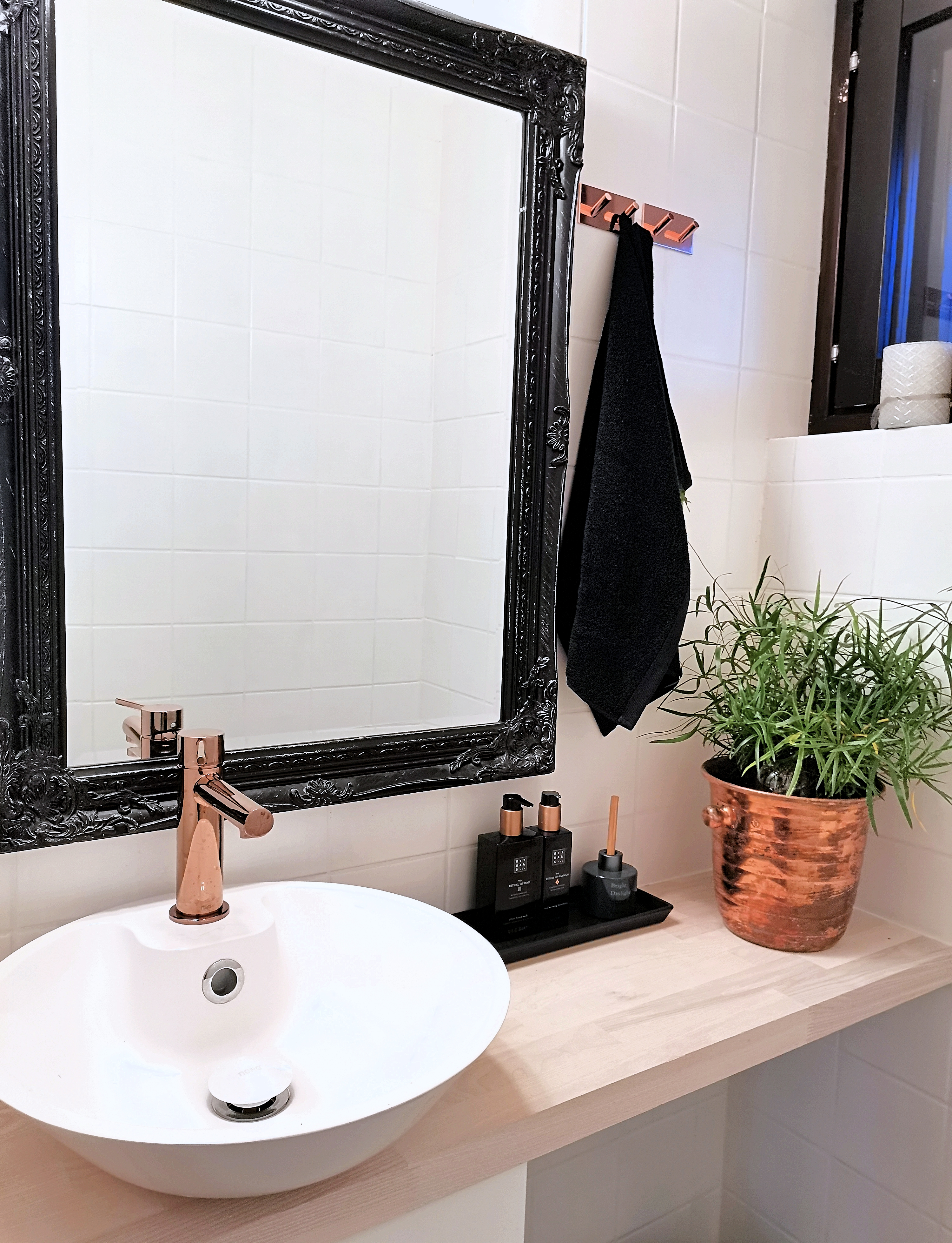 Vieras WC:n pintaremontti