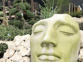 Seesteinen puutarha - ideoita puutarhamessuilta Hollannista