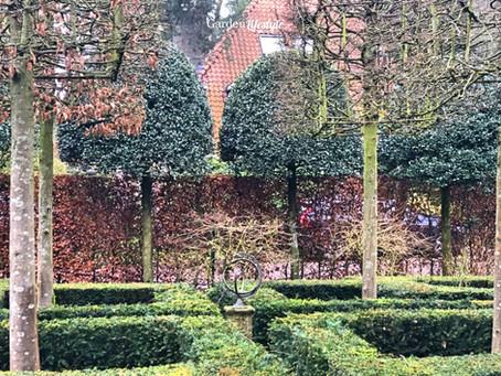 Inspiraatiota ulkomailta: Keväinen puutarha Hollannista