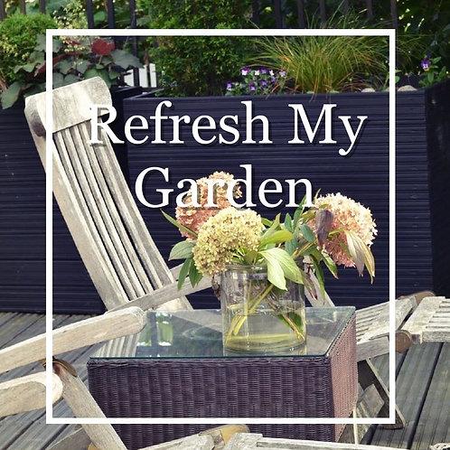 Raikasta puutarhani