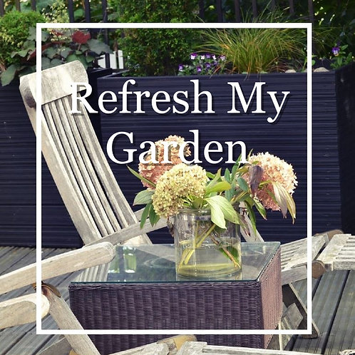 Refresh My Garden