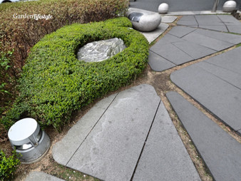 Ideoita Aasian upeista puutarhoista