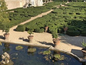 Pikavisiitti Rooman puutarhoihin