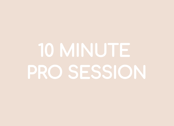 10 Minute Pro Session - 01:30s Music