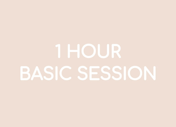 1 Hour Basic Session - 10:00s Music