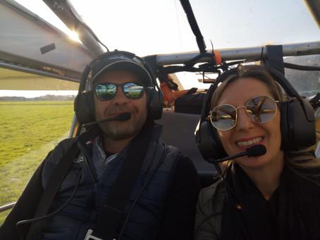 Découverte d'un vol en Skyper au Club Passion & Liberté
